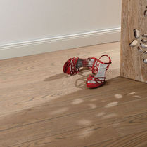 oak solid wood flooring STONEWASHED COLLECTION : CRYSTAL BOEN PARKETT