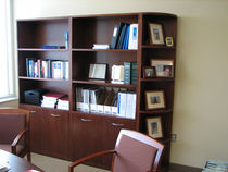 office bookcase INSTALLATIONS Gianni