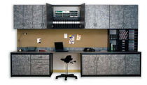 office casegood MILLWORK Bradford Systems