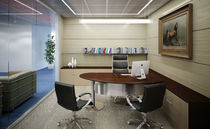 office casegood ALA COLLECTION CA'ONORAI INTERIOR DESIGN