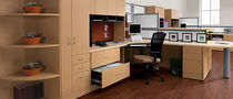 office casegood CORRELATION&reg; with DIVIDE GLOBAL totaloffice
