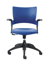 office chair with armrests RELAY SitOnIt Seating