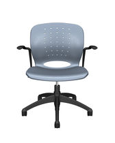 office chair with armrests VOLLEY SitOnIt Seating