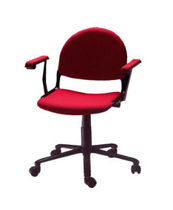 office chair with armrests SCALA biplax
