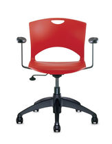 office chair with armrests ON CALL  SitOnIt Seating