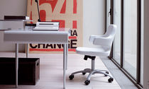 office chair with armrests WAVE by Christophe Marchand Ycami