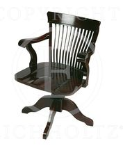 office chair with armrests GOVERNOR EICHHOLTZ