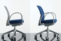office chair with armrests JAZZ CONCEPT