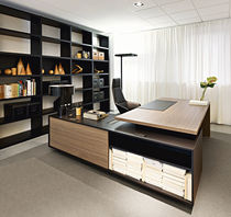 office desk and storage set REPORT Sintetica Industries