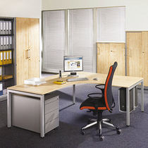 office desk and storage set ASISTO C+P Moebelsysteme