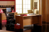 office desk and storage set NORTHFIELD BUSH INDUSTRIES