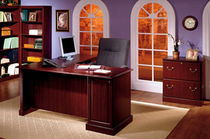 office desk and storage set SARATOGA BUSH INDUSTRIES