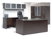 office desk and storage set LINKS Office Furniture Group