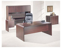 office desk and storage set OXFORD OX 49 Office Furniture Group