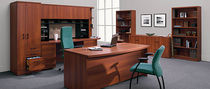 office desk and storage set CORRELATION®  GLOBAL totaloffice
