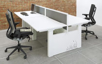 office partition ELEVATE Task Systems