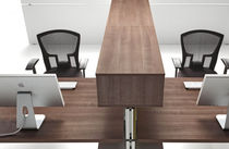 office partition OP by Claudio Bellini MASCAGNI