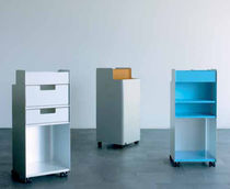 office service trolley PEPE ROLLBOY by Hanspeter Weildmann Lehni