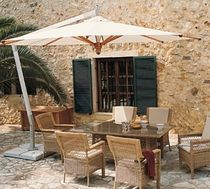offset patio umbrella LAZIO Garpa