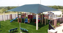 offset patio umbrella  BYO Playground, Inc.
