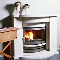 oil fireplace insert DESIGN 68/64 Flam