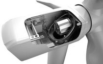 onshore three-bladed horizontal axis wind turbine WINWIND 3 3000 KW Win WinD