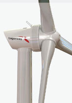 onshore three-bladed horizontal axis wind turbine L82 - 2 MW Lagerway Wind