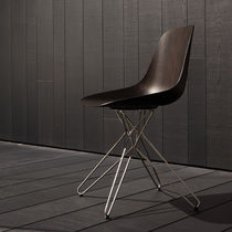 organic design chair HARMONY by Rodrigo Torres  Poliform