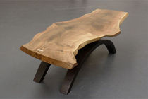organic design coffee table WERNERTISCH Peter Hook