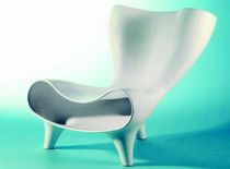 organic design fireside chair ORGONE by Marc Newson  Artificial jürgen j. burk