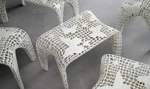 organic design stool MONARCH by Janne Kyttanen  FOC Collection