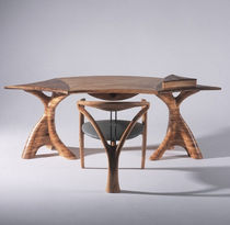 organic design table (wood) BORD NA OGMA by Joseph Walsh Todd Merrill Studio Contemporary