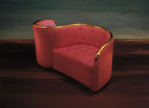 original design armchair VIS-À-VIS by Salvador Dalí BD Barcelona Design