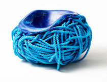 original design armchair BLUE ROPE by Tom Price Outdoorz Gallery