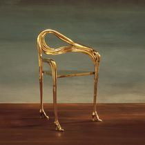 original design armchair LEDA chair-sculpture by Salvador Dalí BD Barcelona Design