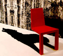 original design chair SHADOW: WOLF WITHIN by Chris Duffy Duffy London