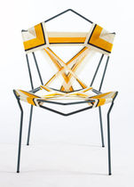 original design chair YELLOW by Rami Tareef Outdoorz Gallery