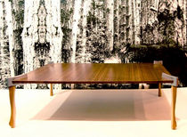 original design coffee table WOODSMAN AXE by Chris Duffy Duffy London