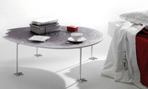 original design coffee table UOVO by Chiara Rapaccini Robots
