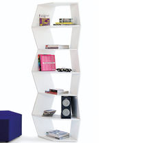 original design lacquered shelf ZIG ZAG by Aziz Sariyer B-LINE