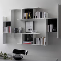 original design modular bookcase Game by Adriano Balutto Associati Domitalia