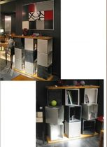 original design modular bookcase 855 BATEL
