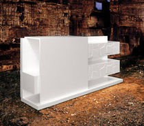 original design sideboard UTOPIA : QUADRATTO OPOSTOS - PLURAL BRAND SINGULAR OPTION
