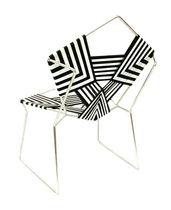 original design sled base chair X by Rami Tareef Outdoorz Gallery