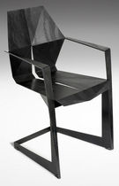 original design sled base chair STEALTH  Haldane Martin