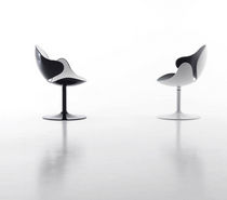 original design swivel chair BUBBLE by Marcello Ziliani Sintesi