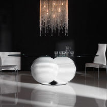 original design table WORLD by Andrea Lucatello cattelan italia