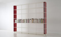 original design wooden and metal shelf SKAFFA CC6 COLOR Fitting