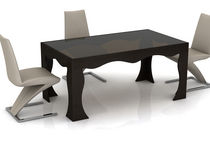 original design wooden table WESTWOOD Swanky Design - Premium Contemporary Furniture