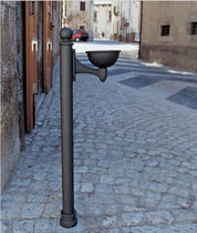 outdoor ashtray for public spaces MELIA by Domenico Neri  NERI